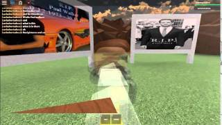 Fast and Furious 7 Where Paul Walker Died Roblox By carloshurtadoca