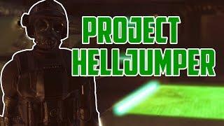 Fallout 4 Project Helljumper Castle - 24H News