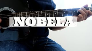 playing guitar after i broke my arm ep 3 | nobela cover | fender fa-100 guitar