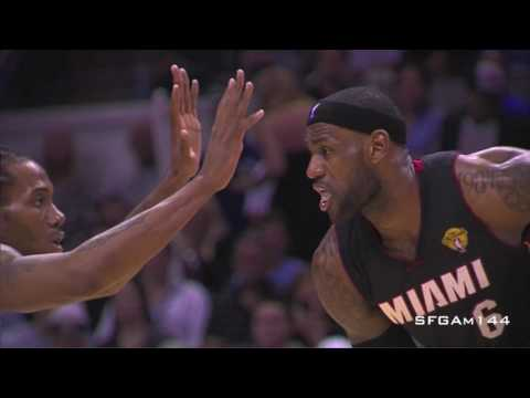 NBA on ABC Theme | 2014 NBA Finals Game 5 | MIA vs SAS |