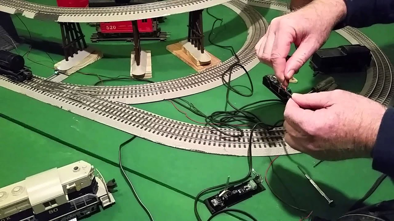 Lionel Train Wiring Diagrams Wiring Harness Wiring Diagram