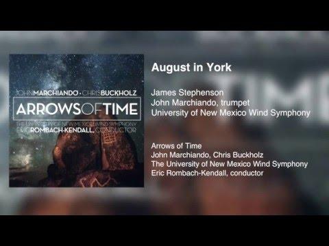 August in York - James Stephenson