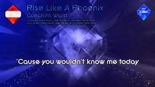 "Conchita Wurst - ""Rise Like A Phoenix"" (Austria)"
