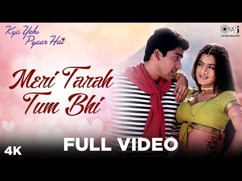 Meri Tarah Tum Bhi - Video Song | Kya Yehi Pyaar Hai | Aftab Shivdasani & Ameesha Patel