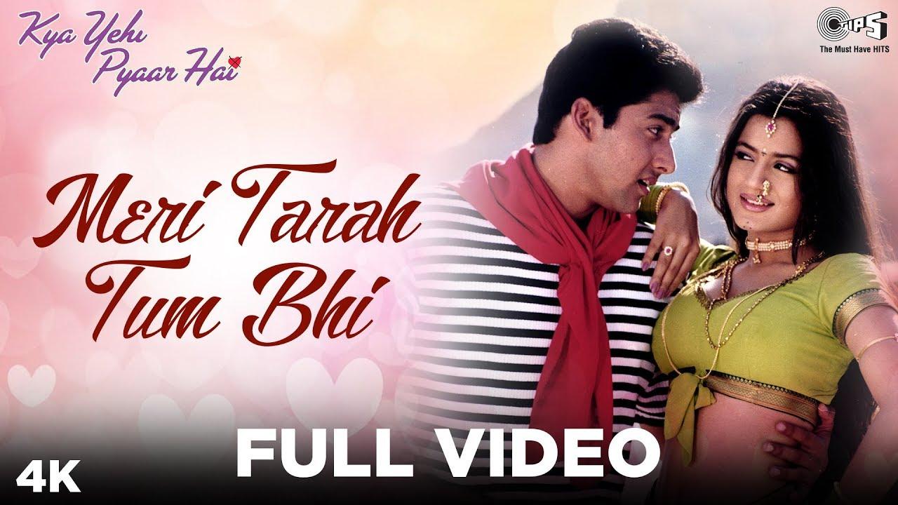 Download Meri Tarah Tum Bhi - Video Song | Kya Yehi Pyaar Hai | Aftab Shivdasani & Ameesha Patel