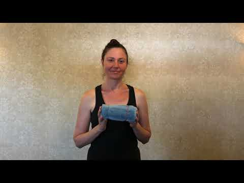 Quick release of upper back pain
