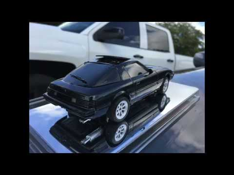 1/24 Mazda RX7 combination of Tamiya & Revell own by Rey