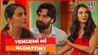 Nazmiye, Rıza'yı Çileden Çıkarttı - Afili Aşk 6. Bölüm