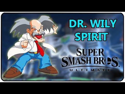 Super Smash Bros. Ultimate - How To Unlock Dr. Wily Spirit (Easy Method Guide)