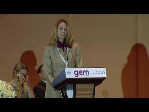 GEM-TECH Awards 2016 Speech by Anne Jellema, World Wide Web Foundation