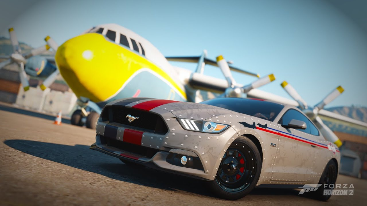 forza horizon 2 (memorial day tribute) -air force 2015 ford
