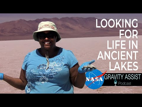 Gravity Assist Podcast: Looking For Life in Ancient Lakes