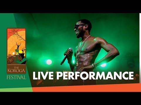 D'Banj - Fall in love Live at The Koroga Festival