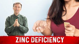 Top Symptoms of a Zinc Deficiency:  MUST WATCH!