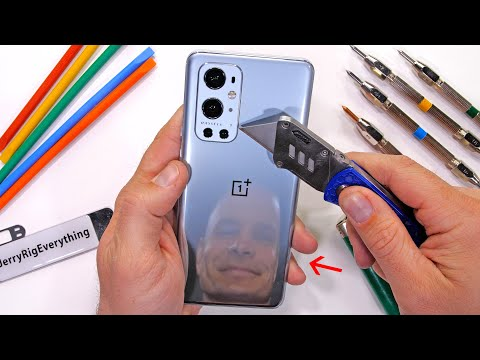 OnePlus 9 Pro Durability Test! - Who is Hasselblad?!