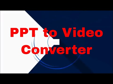 Best PPT to Video Converter | Leawo PPT to Video Converter
