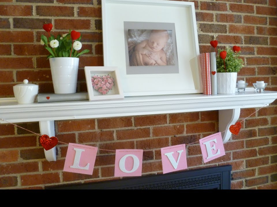 Dollar Tree Valentine S Day Decor Youtube