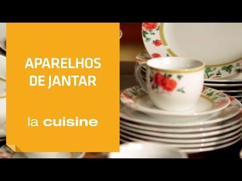 Aparelhos de Jantar La Cuisine | Shoptime