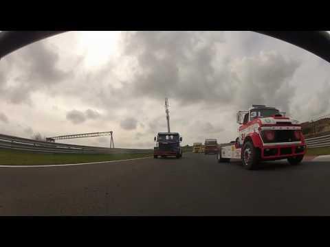 Dutch Donkey Truck Racing - Paasraces 2017 test