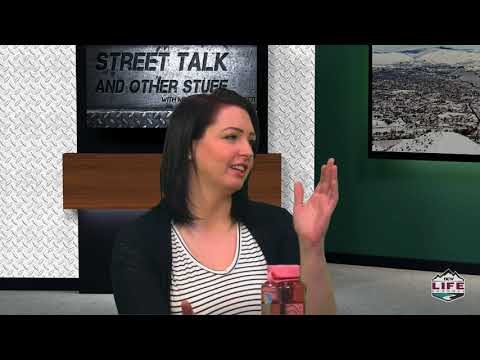 Street Talk & Other Stuff: Jen Roark