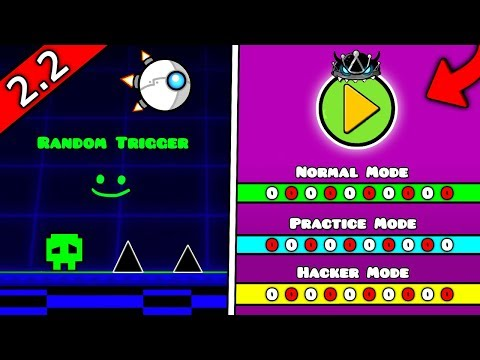 THIS IS THE MOST HACKED LEVEL OF GEOMETRY DASH!