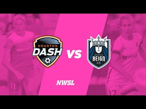 Houston Dash vs. Seattle Reign FC