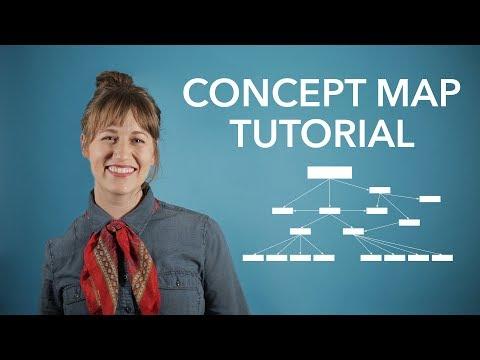Вопрос: Как сделать концептуальную карту?