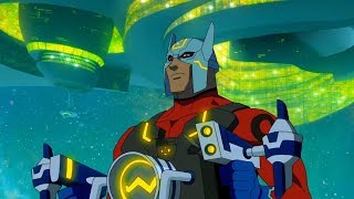 Hail Orion/Young Justice Outsiders