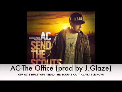"""AC -The Office [prod by J.Glaze] """"The Office"""" Theme Song / The Office Rap song"""