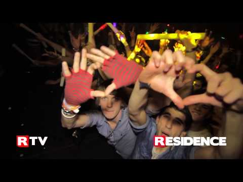 Nicky Romero at Residence, Dublin - November 2nd 2012