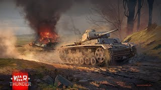 Стрим War Thunder!!! Жопа пылает!!! НЕПРОБИИЛ БЛ*!!!