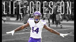"Stefon Diggs    ""Life Goes On"" ᴴᴰ    2017 Minnesota Vikings Highlights"