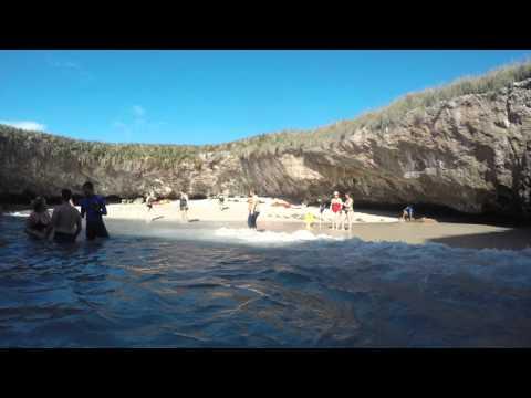 Islas Marietas Swim Using GoPro Hero 4 Silver