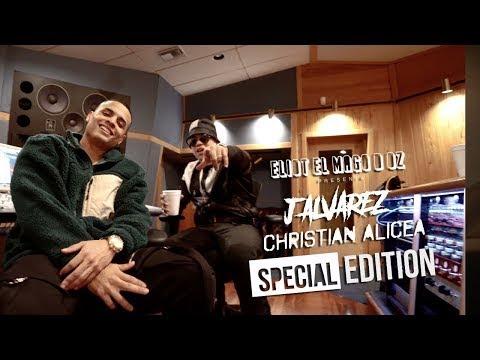 Special Edition - J Alvarez x Christian Alicea x Eliot El Mago D Oz