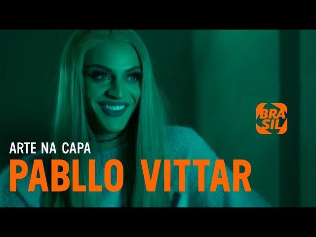 "Pabllo Vittar e o álbum ""Vai Passar Mal""   Arte Na Capa"