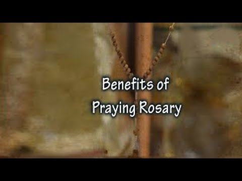 Benefits Of Praying The Rosary, By Pauline Communications, India