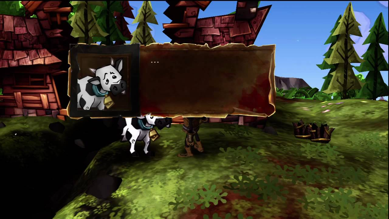 spank the cow