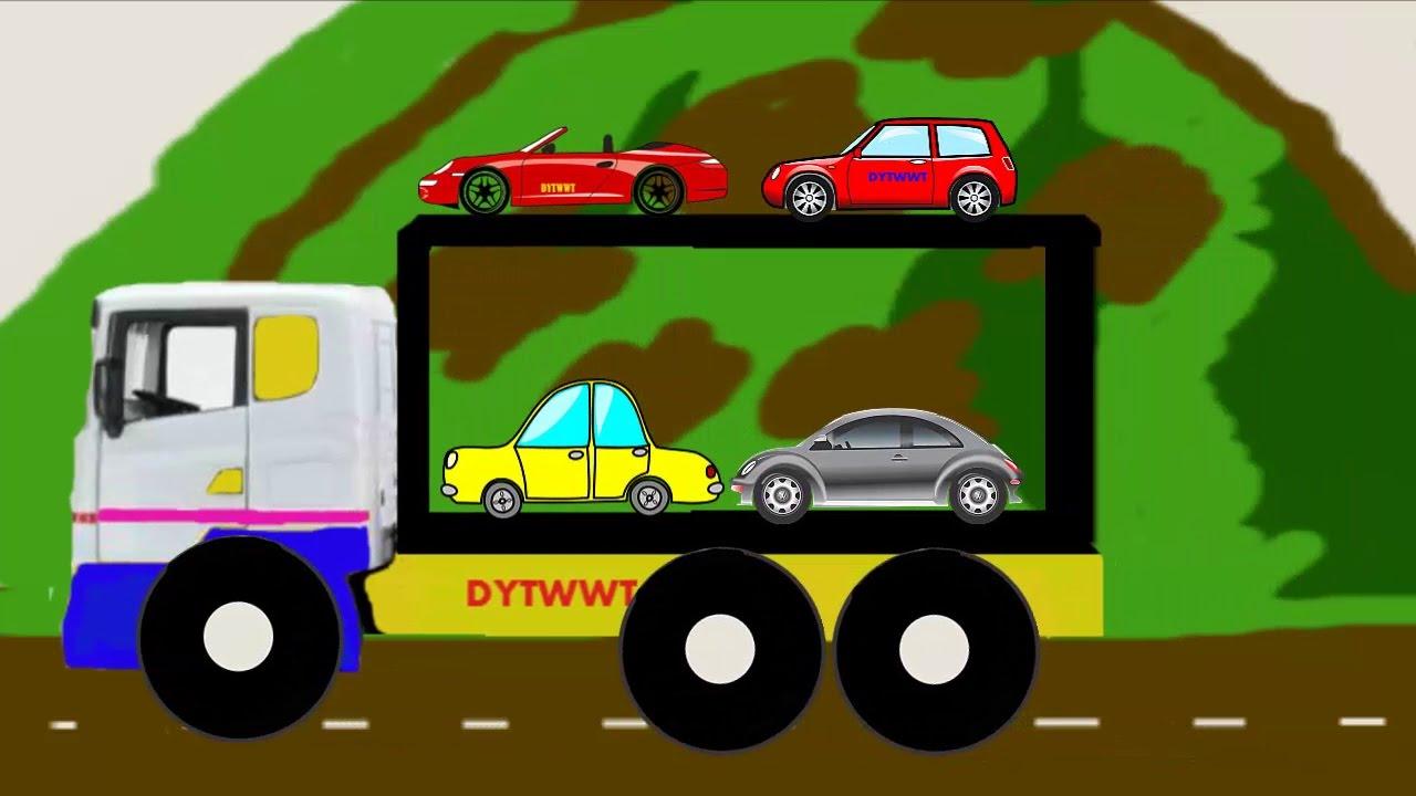 Mobil Keren Kartun: Animasi Mobil Anak Terlengkap Dan Terupdate