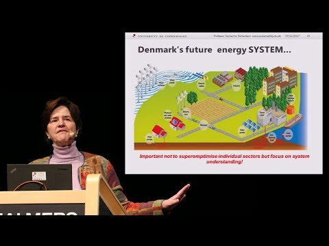 Katherine Richardson: How do we transition an entire country's energy system to renewables?