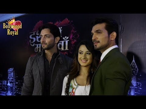 Launch Of Colors New TV Serial 'Ishq Mein Marjawan' Part 2