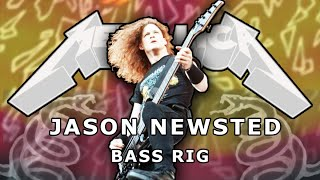 "Jason Newsted Bass Rig Rundown - Metallica ""Know Your Bass Player"""