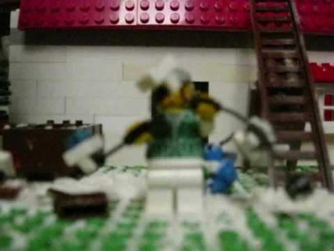 Lego Twelve Pains Of Christmas