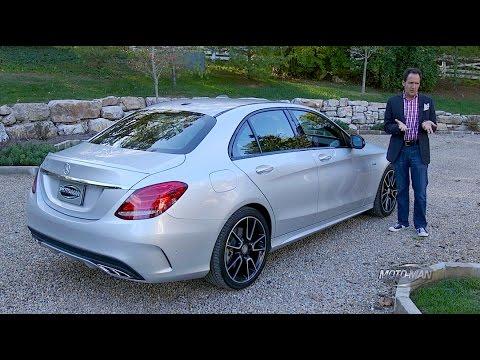 2016 Mercedes Benz C450 Amg Sport Tech Review