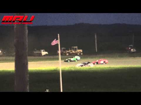 Modified A Feature at Park Jefferson Speedway on June 13th
