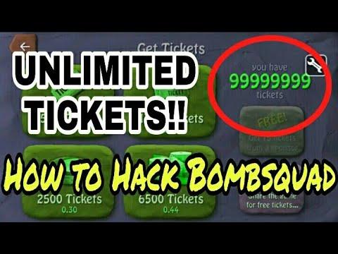 bomb squad mod apk unlimited tickets free download