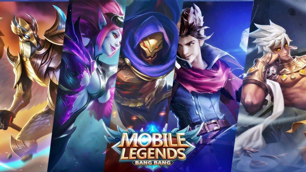85 Gambar Hero Mobile Legend Tidak Muncul Terbaik