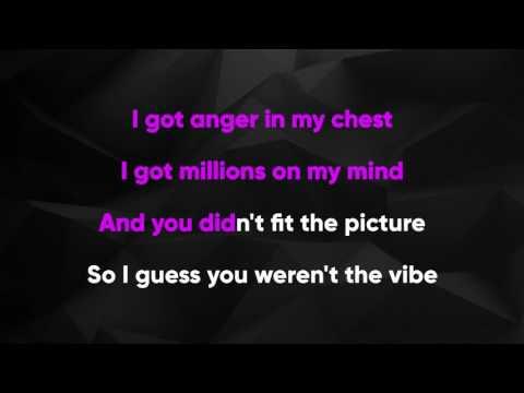 Calvin Harris - Rollin' Karaoke Version ft. Future & Khalid