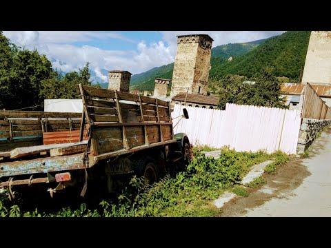 Motorradreise nach Georgien 2019 Teil 1- Weißenhorn bis Kutaissi (Kloster Gelati)