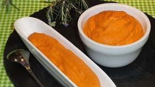 Receta Salsa romesco - Recetas de cocina, paso a paso, tutorial
