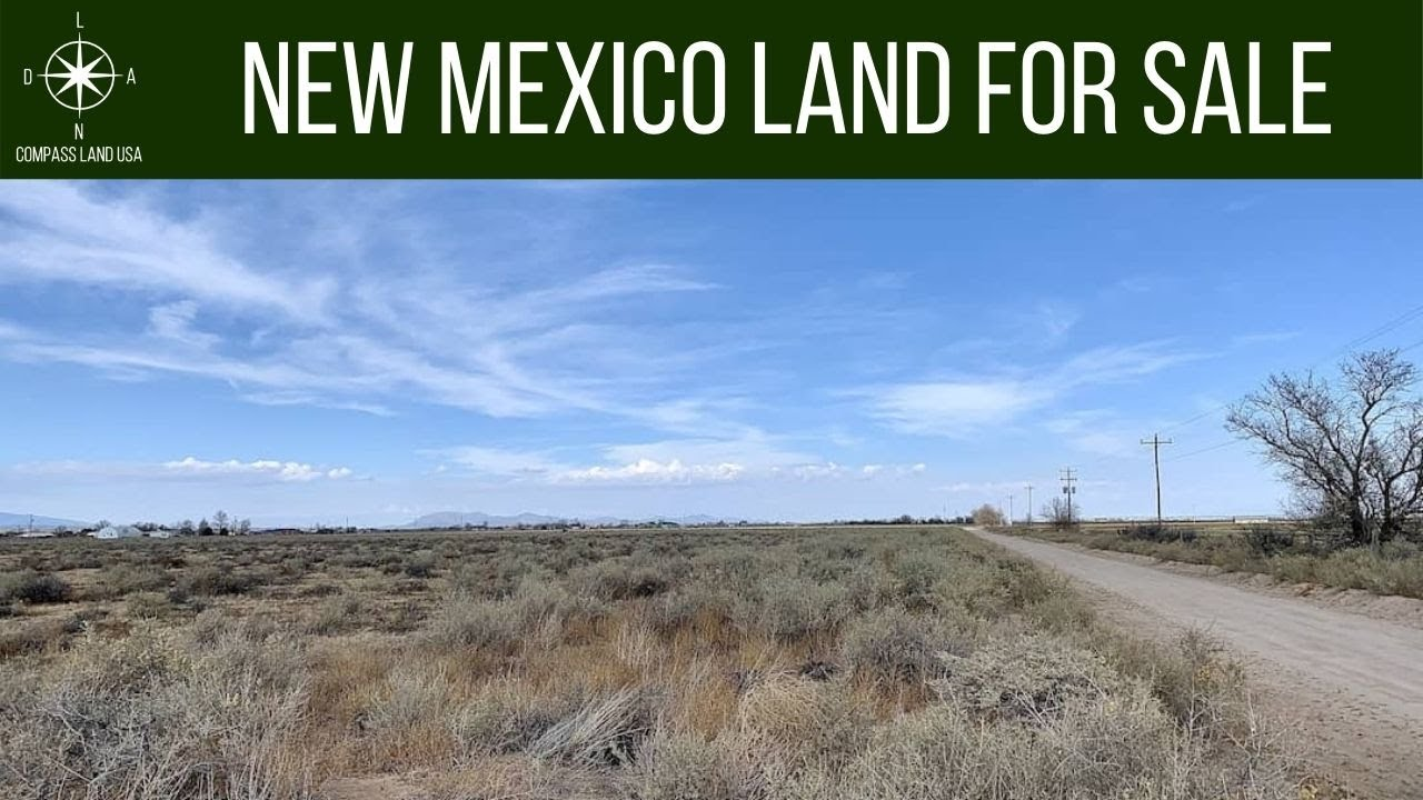 2.54 Acres – With Power! In Moriarty, Torrance County NM